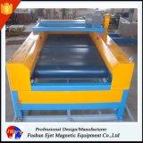 Sistema magnético da distribuição/de processamento da sucata de metal não-ferroso para o desperdício do agregado familiar