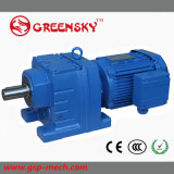 0.3W-250kw dans la ligne moteur hélicoïdal à vitesse réduite de vitesse du couple élevé coaxial T/MN