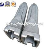 Dents de position de la dent 9W8452RC de position de pièces de rechange d'excavatrice d'OEM