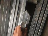 a segurança de 2100mm x de 2400mm frisou os painéis da cerca da guarnição dos painéis das lanças para o mercado de Austrália
