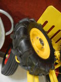 Rad des Schubkarre-Gummireifen-350-8/Rubber für Laufkatze-/Pneumatic-Räder für Rad-Eber