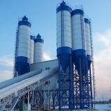 Tipo planta concreta do transporte de correia de Batcher para a construção (Hzs90)