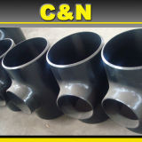 A234 Rohrfitting-Kolben-Schweißungs-Rohrfitting ANSI-B16.9 nahtloses