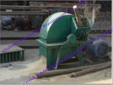 China Woodworking Hammer Mill Máquina de barbear madeira