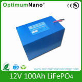 12V 60ah Lithium Battery pour Beacon Light