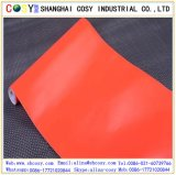 절단 도형기를 위한 높은 스티커를 가진 광택 있는 PVC 자동 접착 색깔 비닐