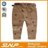 2016 OEM Long Casual Printing Pants Vêtements pour garçons