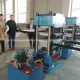 新しいデザインゴム製タイルの加硫の出版物機械