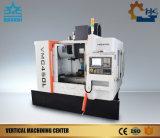 Fresadora vertical del CNC de la fábrica del Ce de Vmc450L pequeña