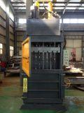 Máquina de embalaje hidráulica semiautomática para la tarjeta de papel, la materia textil y el metal