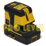 5 punti della riga trasversale laser (R25)