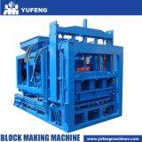 Het semi Automatische het Bedekken Blok die van het Cement van het Blok Qt4-15 Machine maken