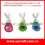 Ostern-Kaninchen-Taschen-Fertigkeit-Süßigkeit-Beutel-Dekoration der Ostern-Dekoration-(ZY15Y351-1-2-3)