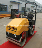 Honda-Motor-voll hydraulische doppelte Trommel-Straßen-Rolle (FYL-900)