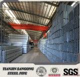 1トンあたり低炭素の電流を通された正方形の鋼管の価格