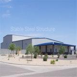Entrepôt préfabriqué de structure métallique de construction de vente directe d'usine