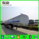 Chinese Fabrikant 3 de Semi Aanhangwagen van de Tanker van de Brandstof van Assen 45000L