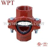Wpt Brand Mechanical Cross Grooved с UL&FM Certificate