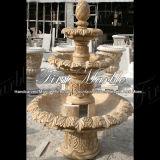 Fontana antica del calcio per la decorazione domestica Mf-107