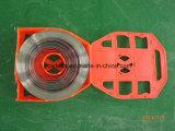 Fascia dell'acciaio inossidabile per gli accessori del collare del cavo del Palo ADSS