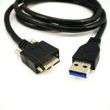 Câble flexible élevé de gigabit pour la chaîne de frottement