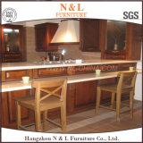 N & L Luxury Design Mobiliário de cozinha de madeira maciça Estilo clássico
