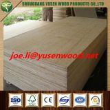 madera contrachapada 18m m debajo del piso del pino del uso de 12m m con pegamento impermeable
