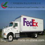 Concurrentiel expédition FedEx De la Chine à l'Allemagne