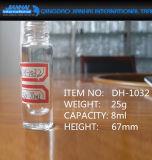 8ml 최고 부싯돌 장식용 콘테이너 유리제 매니큐어 병