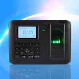 Regolatore di presenza e di accesso di tempo dell'impronta digitale con il web server (5000A+)