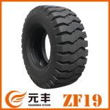 Pneu de machines de technologie, E-3/L-3 pneu, pneu polarisé d'OTR