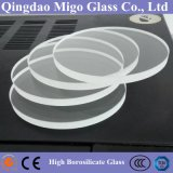Pyrex Borosilicat-Glas verwendet für Deckel-Glas leistungsfähige Flutlichter