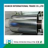 Pellicola metallizzata alluminata del condensatore dell'animale domestico
