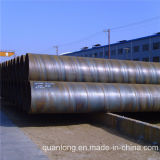 나선형 SSAW Steel Pipes 및 ERW Pipes