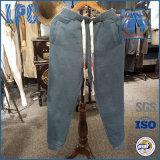 Pantalon fait sur commande d'ouatine de coton de mode d'hommes de femmes de qualité
