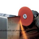 """"""" disco tedesco della fibra di ceramica 4.5 per acciaio inossidabile"""