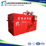 Unidade subterrânea do tratamento de Wastewater da água de esgoto (WSZ)