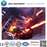Macchina per colata continua bassa del consumo di energia (CCM) per le industrie di fabbricazione dell'acciaio