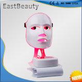 Máquina da beleza da máscara do diodo emissor de luz do uso da HOME do verde do vermelho azul do rejuvenescimento da pele