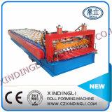 1000 Dach-Panel-Rolle, die Maschine Xdl bildet