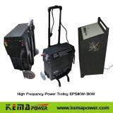Chariot à haute fréquence à puissance (ENV 1-3KW)