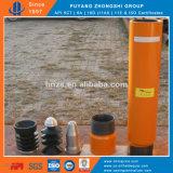 Tipo hidráulico de cementación collar de las herramientas del campo petrolífero de la etapa