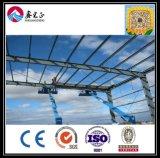 Fabricación profesional china de H de casa prefabricada del taller de la estructura de acero/de almacén de la estructura de acero/de la casa del envase (XGZ-190)