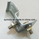 CNCの機械化を用いるステンレス鋼の部品を押すOEMの金属