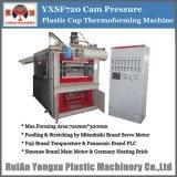 Máquina plástica de Thermoforming, taza plástica que hace la máquina, taza que hace la máquina