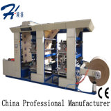 High Quality Color Flexo Printing Machine with Roll Paper Plastic Film Non Woven Fabric