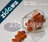 Frasco plástico do frasco plástico do produto dos cuidados médicos para o recipiente plástico da saúde