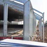 가금 농기구를 가진 가벼운 강철 구조물 보일러 농장