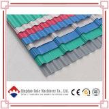 Chaîne de production en carton ondulé de PVC