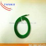 Groene kleurenTC uitbreidingskabel met onderzochte koper gevlechte draad